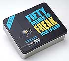 Fifty Pranks to Freak Your Friends - Marvins Magic