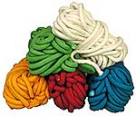 Magicians Rope White 50 Feed - Uday