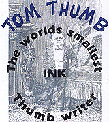 Tom Thumb - The Worlds Smallest INK Thumb Writer