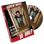 In Half by Andrew Mayne DVD