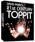 21st Century Topit (with DVD and RIGHT Handed Topit) by David Penn