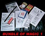 Amazing Bundle of Magic Tricks SET 1