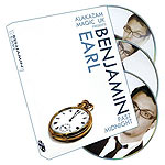 Past Midnight (3 DVD Set) by Benjamin Earl and Alakazam