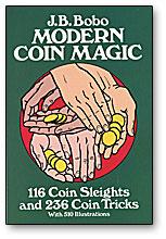 Modern Coin Magic by J.B. Bobo