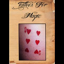 Tattoos (Three Of Diamonds) 10 pk. - Trick