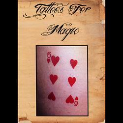 Tattoos (Six Of Hearts) 10 pk. - Trick