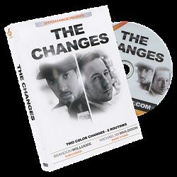"""System 6 - The Changes by Michael """"Six"""" Muldoon & Brandon Williams - Trick"""