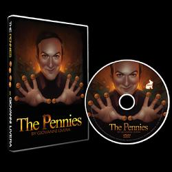 The Pennies by Giovanni Livera and The Magic Estate - Trick
