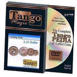 Locking $1.35 (w/DVD) by Tango - Trick (D0032)