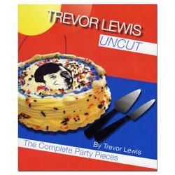 Trevor Lewis Uncut - Book