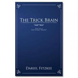 The Trick Brain by Dariel Fitzkee - Book