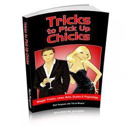 Tricks to Pick Up Chicks by Rich Ferguson - Book