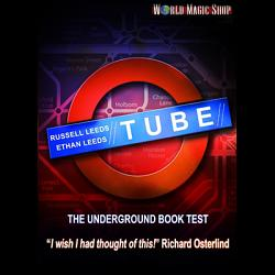 Tube 2 Gimmicked Maps by Russell and Ethan Leeds