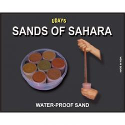 Sands of Sahara by Uday -Trick