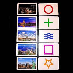 Labco UFO Cards Personalisation Service