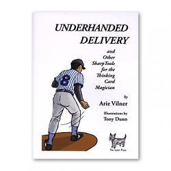 Underhanded Delivery by Arie Vilner - Book