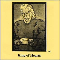Wiregrams (King of Hearts) - Trick
