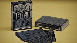 Tally-Ho Masterclass (Black) Playing Cards