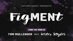 FigMENt (red) by Tom Mullenger AKA Jester Styles - Trick