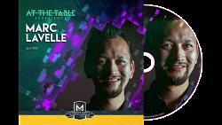 At The Table Live Marc Lavelle - DVD