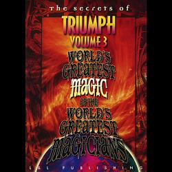 Triumph Vol. 3 (World's Greatest Magic) by L&L Publishing - video DOWNLOAD