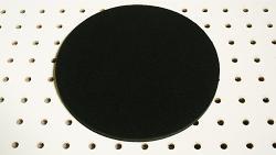 Round Spotlight Pad (Black) by Ronjo Magic