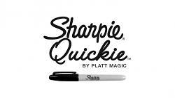 Sharpie Quickie by Platt Magic