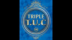 Triple TUC Dollar (Gimmicks and Online Instructions) by Tango - Trick