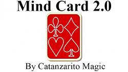 Mind Card 2.0 by Catanzarito Magic video DOWNLOAD