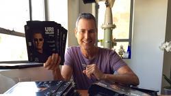 Uri Geller Trilogy (Standard) by Uri Geller and Masters of Magic - DVD