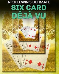 Nick Lewin's Six Card Déjà Vu - DVD