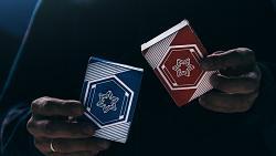 Vigor Playing Cards: Blue Edition