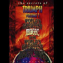 Triumph Vol. 1 (World's Greatest Magic) by L&L Publishing - video DOWNLOAD