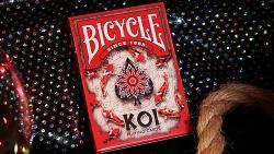 Bicycle Koi Playing Cards
