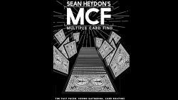 MCF (Multiple Card Find) by Sean Heydon - DVD
