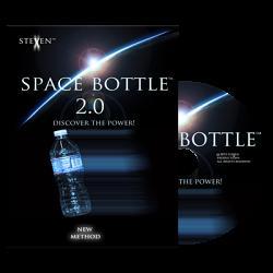 Space Bottle (DVD & Gimmicks) 2.0 by Steven X - Trick
