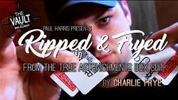 The Vault - Ripped and Fryed by Charlie Frye (From the True Astonishments Box Set) video DOWNLOAD