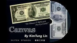 Canvas (Euro) by KimTung Lin - Trick