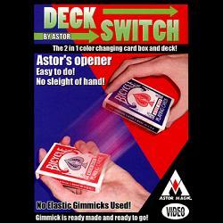 Deck Switch by Astor - Trick