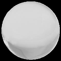 Contact Juggling Ball (Acrylic, CLEAR, 100mm) - Trick