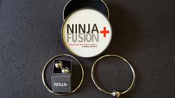 Ninja+ Fusion (With Online Instructions) by Matthew Garrett & Brian Caswell - Trick
