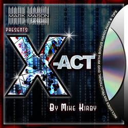 X-act (Red) by Mike Kirby - Trick