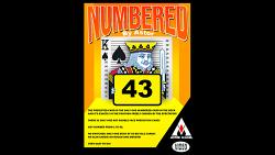 NUMBERED by Astor - Trick