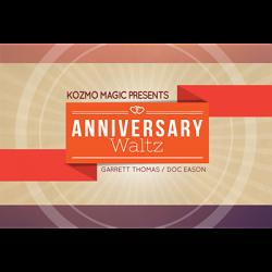 Anniversary Waltz (Performance and Instruction ONLY, does NOT include the cards) by Garrett Thomas and Doc Eason - Trick