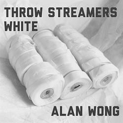Throw Streamers white (30 Head / 10 pk.) by Alan Wong - Trick