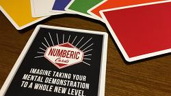 Numberic Cards by Taiwan Ben - Trick