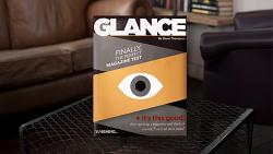 Glance Combo (2 Magazines) by Steve Thompson - Trick