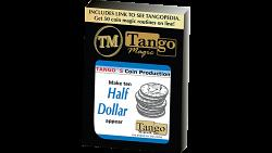 Tango Coin Production - Half Dollar D0186 (Gimmicks and Online Instructions) by Tango - Trick