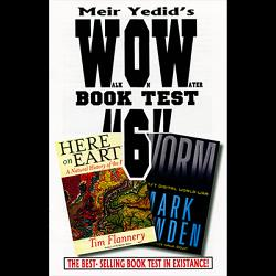 Meir Yedid's Wow Book Test 6 - Trick