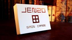 JENZO Black (Gimmicks and Online Instructions) by Simon Craze